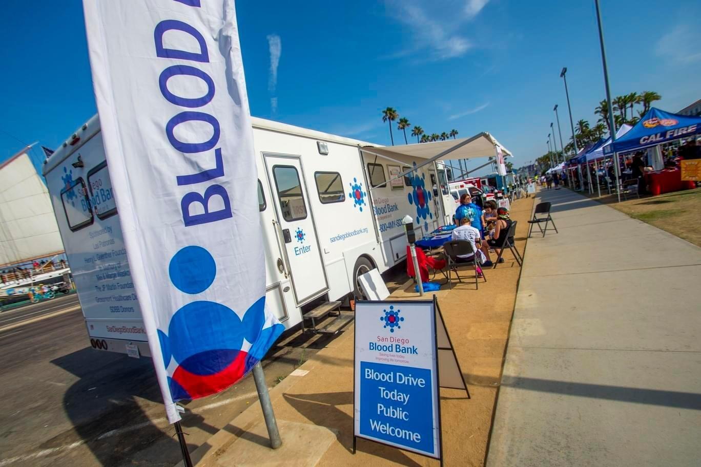 san diego blood bank coastal donor center